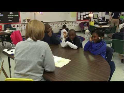 Guided Reading in a 3rd Grade Classroom