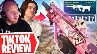 TRYING A TIKTOK AUG BUILD FROM JORDY2D! Ft. Nickmercs, CouRageJD & Cloakzy