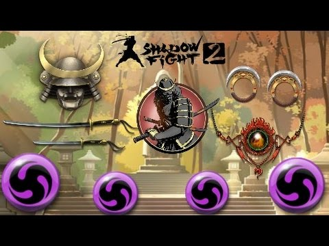 Shadow Fight 2 | Mythical Enchantment | Shogun Set