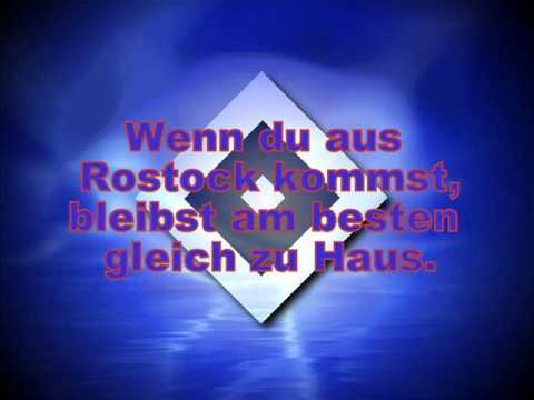 Hamburg meine Perle (Fußball Version) with lyrics - Lotto King Karl