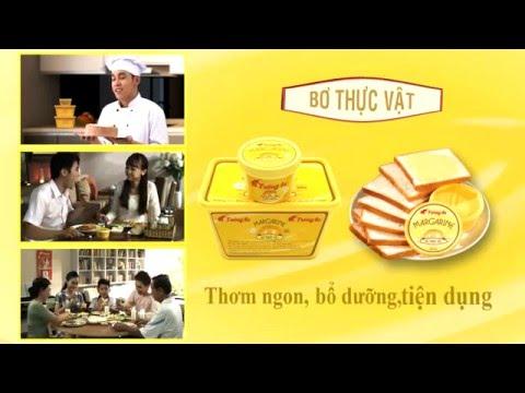 Bơ thực vật Tường An Margarine - Thơm ngon, bổ dưỡng, tiện dụng