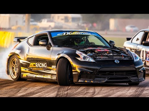 RAW DRIFT VIDEOS:  Aaron trades the NISMO 370Z for a...... ?!?!