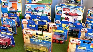 Massive Thomas Wooden Railway 2019 Unboxing Video   Part 1