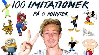 100 impressions in 5 minutes thumbnail