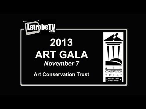 Art Gala, November 7, 2013, Latrobe PA