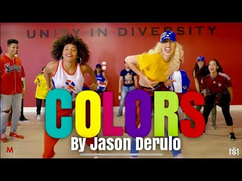 COLORS - JASON DERULO - CHOREOGRAPHY BY VANESSA SANQUIZ AND ANALISSE RODRIGUEZ - MDC MIAMI
