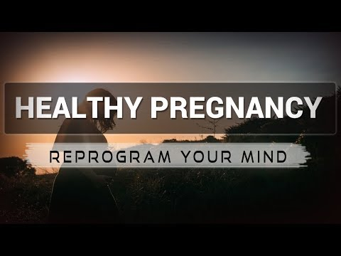 Healthy Pregnancy affirmations mp3 music audio - Law of attraction - Hypnosis - Subliminal