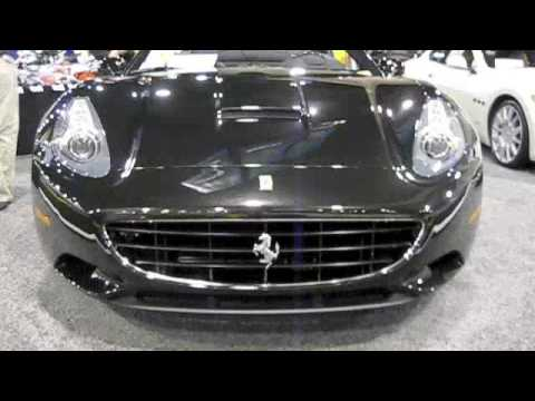 2010 Ferrari California Interior and Exterior Overview
