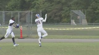 Oscar Smith stuns Indian River with last-minute punt return