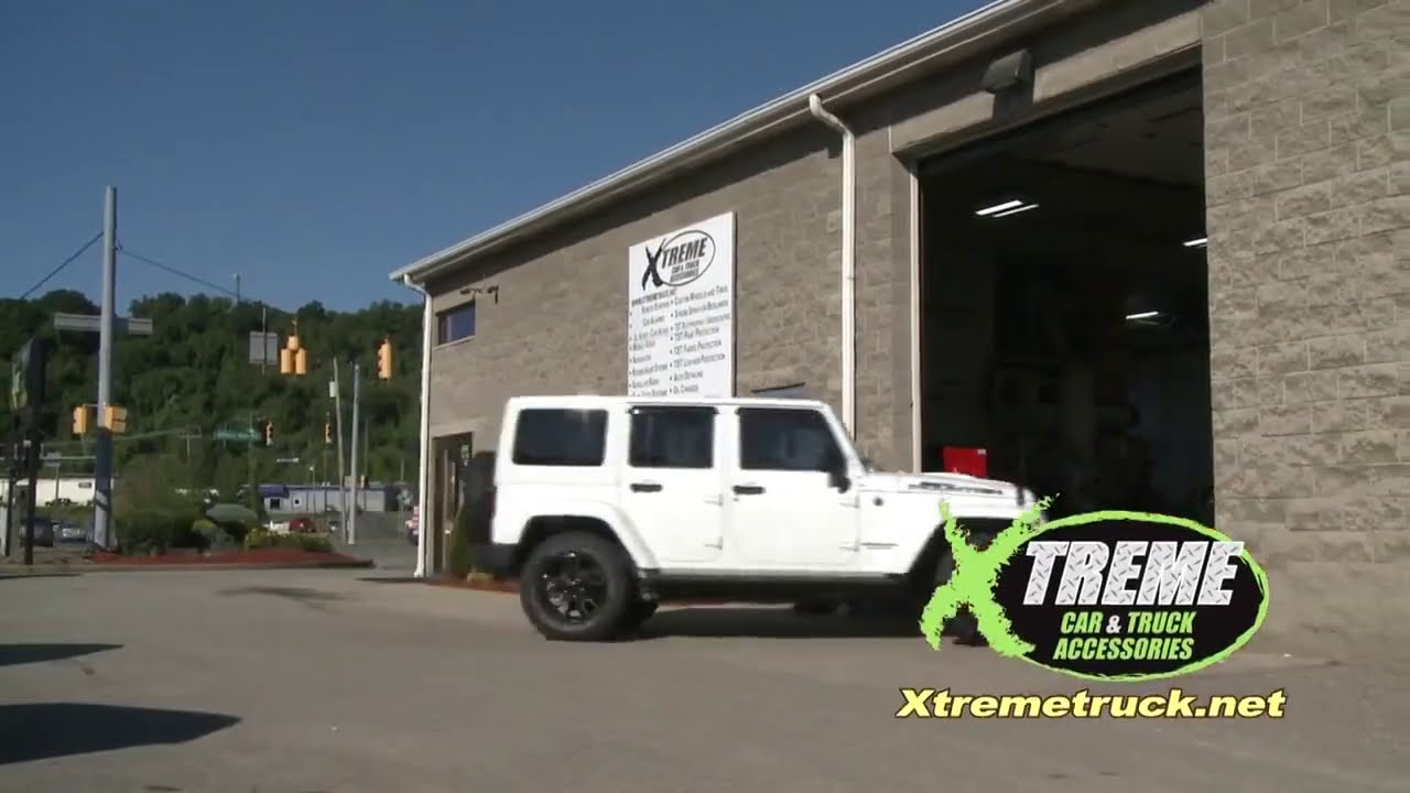 Lift Kits Bed Liners Wheels at Xtreme Car & Truck Accessories Pittsburgh PA