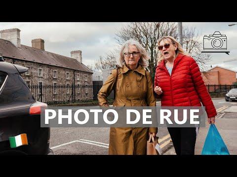 📷 Photo de rue à DUBLIN comme si vous y étiez ! (STREET photography POV)