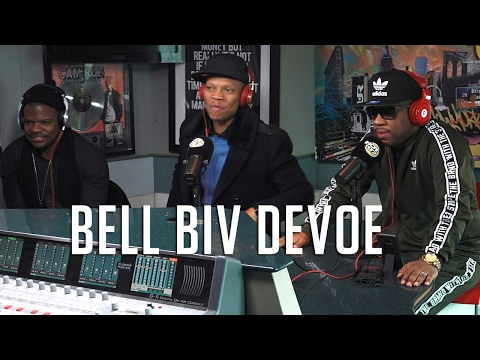 Bell Biv Devoe Grills Ebro on Summer Jam + Discusses What the BET Movie Didn't Reveal