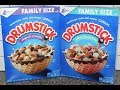 Drumstick Cereal: Classic Vanilla & Mint Chocolate Review
