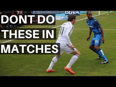 5 Soccer Tips To Avoid Mistakes Soccer Players Make In Matches