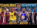 watch he video of CAVS vs WARRIORS AT THE PARK!! 2018 NBA Finals LeBron vs KD at the Playground! (NBA 2K18 MyPark)