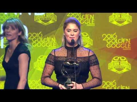 Elizabeth Beisel Golden Goggles