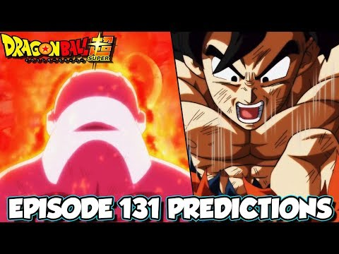 Dragon Ball Super Episode 131 Predictions Miraculous Conclusion! Farewell Goku! Until We Meet Again!
