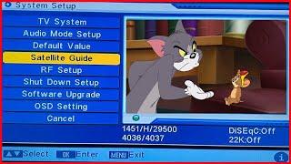 Tom & Jerry-Cartoon-Kanal auf DD Frei Gericht