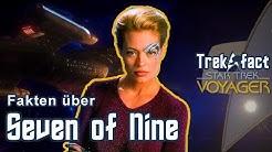 FAKTEN zu SEVEN OF NINE ihrem Leben bevor sie auf die Voyager kam