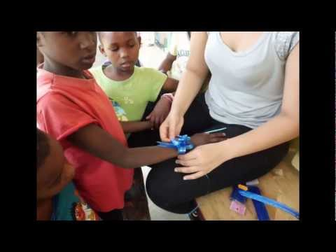 Living water children center in Arusha Tanzania 2013