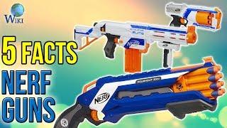 Nerf Guns: 5 Fast Facts