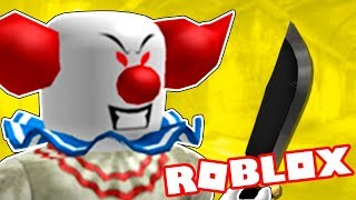 CLOWN KILLER → Roblox funny moments #85 🤣🎮