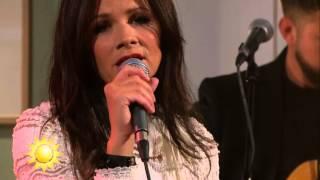 Lena Philipsson - Jag är ingen älskling Live @ Nyhetsmorgon 20/9-15