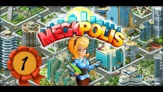 Let's Play MEGAPOLIS #1 - Android | Der Anfang (vom Ende?)
