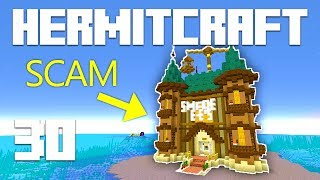 Hermitcraft 7 - Ep. 30: WE GOT SCAMMED! (Minecraft 1.15.2) | iJevin