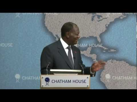 HE Alassane Ouattara -- Côte d'Ivoire's Contribution to Stability and Prosperity in West Africa