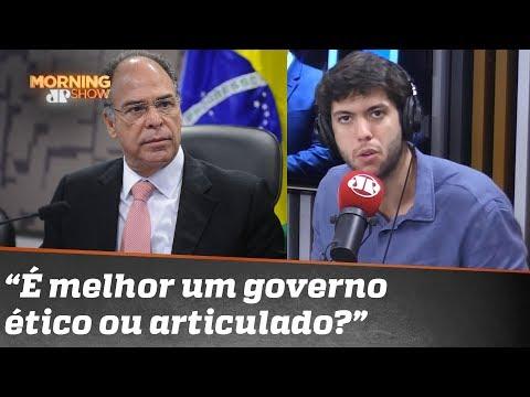 Tensão em Brasília aumenta com busca e apreensão em gabinete do líder do governo no Senado