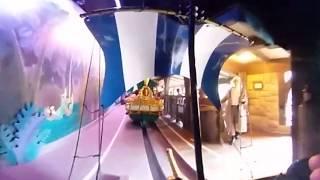 """Disneyland """"Peter Pan's Flight"""" attraction filmed in 360"""