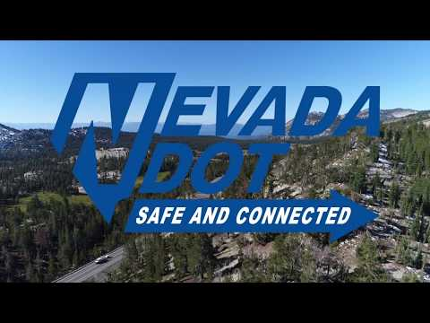 NDOT News: Winter is Coming! NDOT Prepares for snow on Mount Rose, October 2017