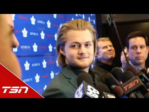 Dubas explains a call from Nylander that led to the deal