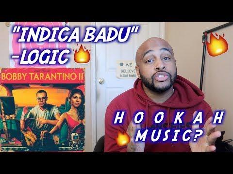 Logic  Indica Badu ft Wiz Khalifa  REACTION   Audio