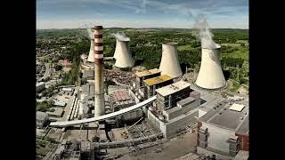 Elektrownia Turów, winda wewnętrzna