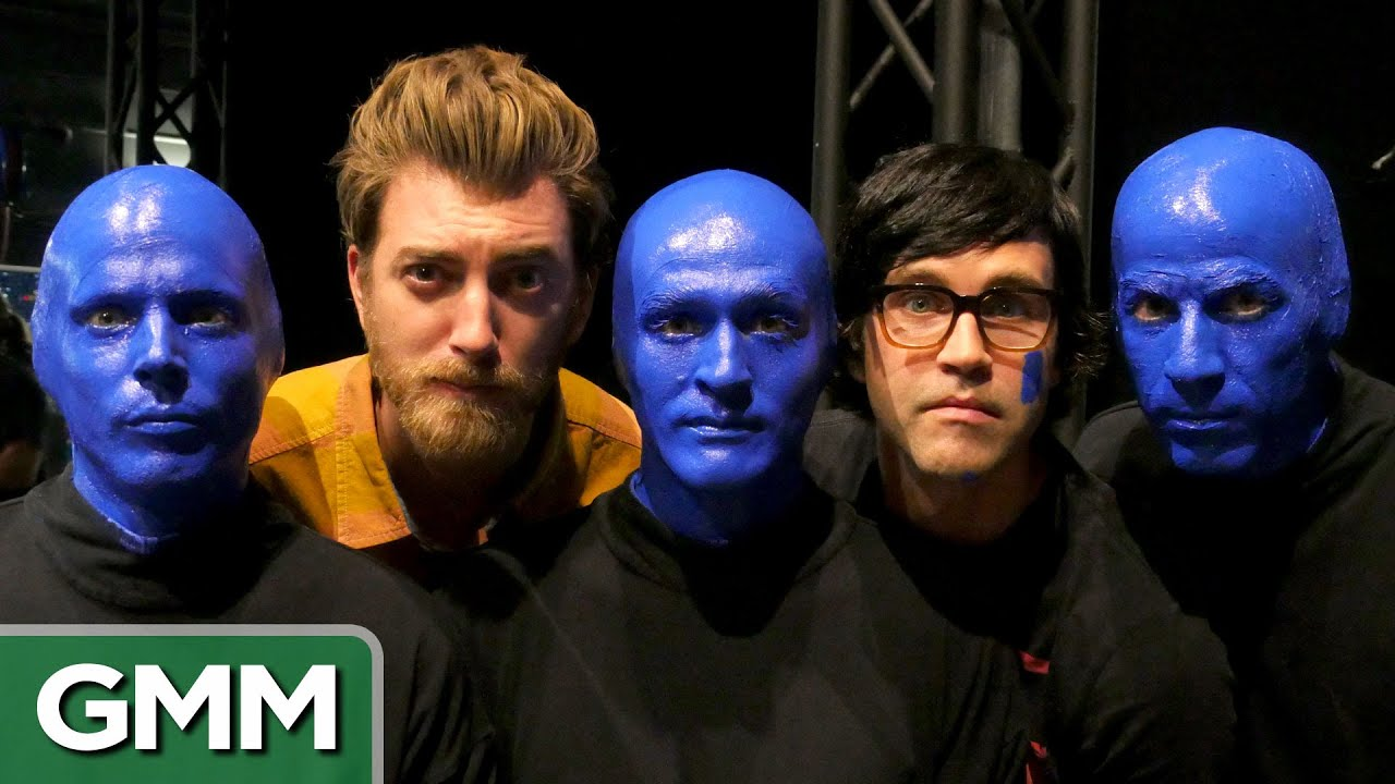 Blue Man Group Clips 89