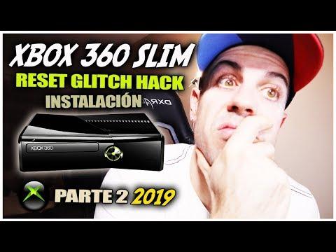 Instalación RGH (Reset Glitch Hack) Xbox 360 Slim (Trinity) | Parte 2 | 2019