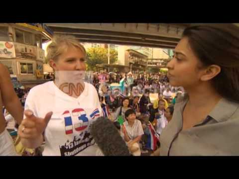 THAILAND:PROTESTERS VOW TO SHUT DOWN BANGKOK