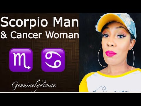 Scorpio Male Cancer Female Compatibility In Love Life For 2019