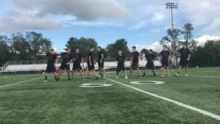 2018 Senior Powderpuff Cheerleading Routine