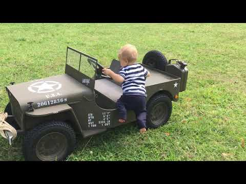 A Baby Drives