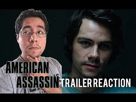 Thumbnail: AMERICAN ASSASSIN - Trailer #1 Reaction