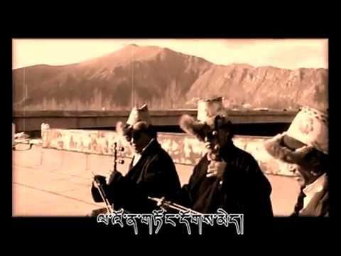 Nangma klassische Musik of Tibet