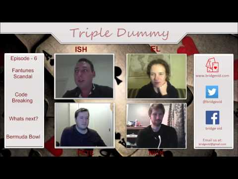 Triple Dummy Episode 6   Fantunes Scandal Featuring Ishmael Del'monte