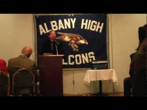 Chuck Miller Albany City School District 2011 Hall of Fame Speech