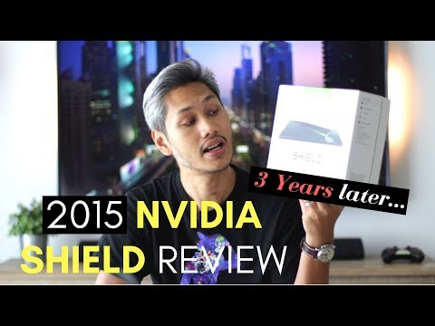 2015 Nvidia Shield | Review after 3 years