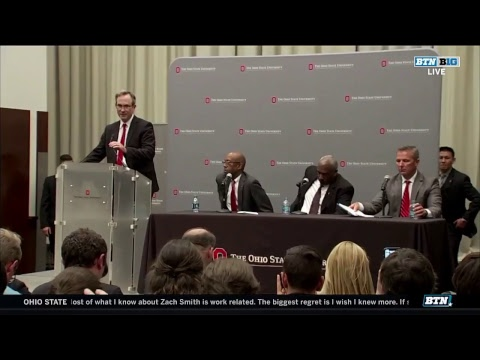 Full Ohio State Press Conference | Ohio State | Big Ten Football
