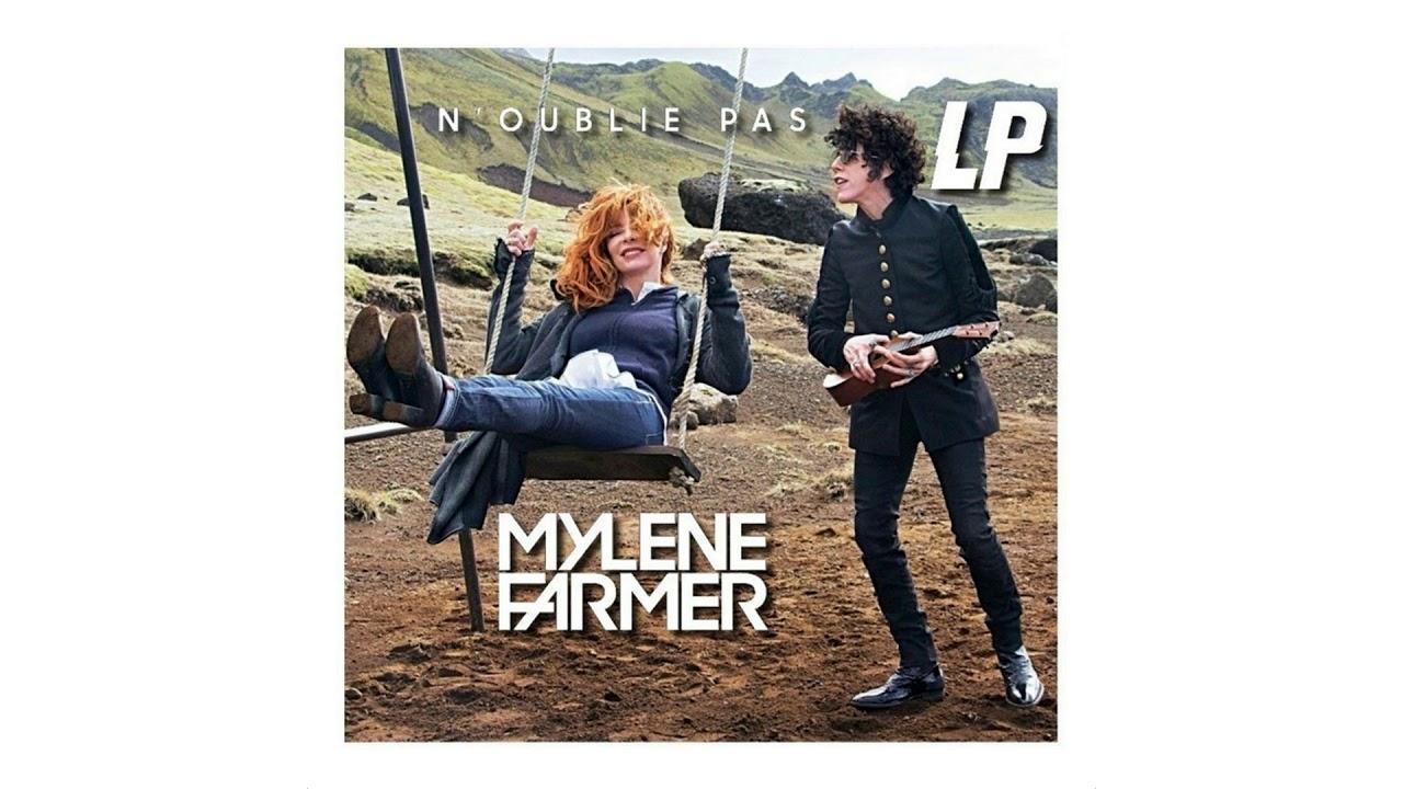 Mylène Farmer & LP - N'oublie Pas (Acoustic Version)