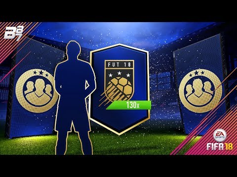 130 SBC UPGRADE PACKS FOR TOTY!! FREE VS PAID! | FIFA 18 ULTIMATE TEAM PACK OPENING
